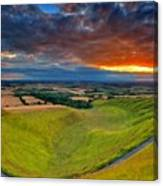 Landscape Paintings Canvas Print