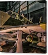 A-36a Apache Canvas Print