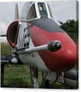 A - 4 Skyhawk - 2 Canvas Print