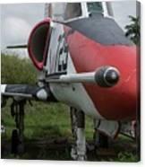 A - 4 Skyhawk - 3 Canvas Print