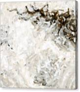 A Better Way Abstract Canvas Print