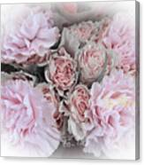 A Bouquet For My Love 47 Canvas Print