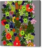 A Bouquet Canvas Print