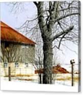 A Breath Of Country Air Canvas Print