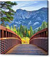A Bridge To Beauty Canvas Print