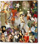 A Brief History Of Women And Dreams Canvas Print