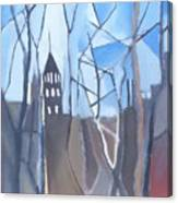 A Brooklyn Church Canvas Print