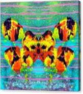 A Butterfly For 2006 Canvas Print