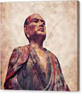 Buddha 5 Canvas Print