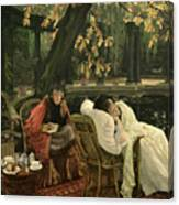 A Convalescent Canvas Print