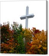 A Cross In Tennessee Canvas Print