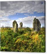 Song Of The Stones Canvas Print