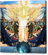 A Day Of Prayer For The Gulf Canvas Print