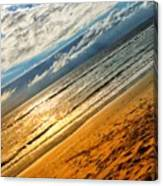 A Dream At The Beach Canvas Print