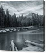 A Dry Winter 1 Canvas Print