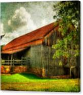 A Farm-picture Canvas Print
