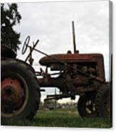 A Farmall Canvas Print