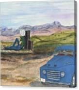 A Ford Canvas Print