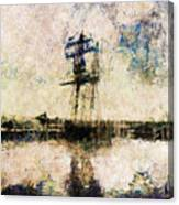 A Gallant Ship Canvas Print