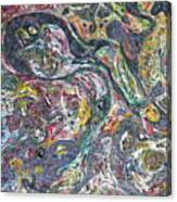 A Glitter Experience Canvas Print