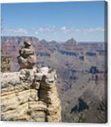 Grand Canyon Viewpoint Canvas Print