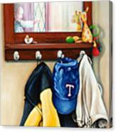 A Grandsons Prized Possessions Texas Canvas Print