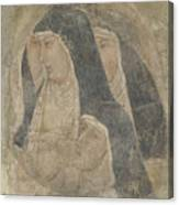 A Group Of Poor Clares Canvas Print