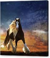 A Gypsy Storm Canvas Print