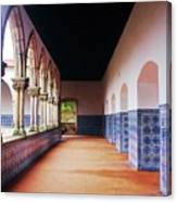 A Hall With History Canvas Print