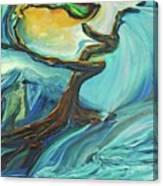 A Healing Earth  Canvas Print