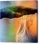 A Healing Hand Canvas Print