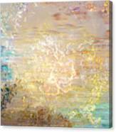 A Heart So Big - Custom Version 4 - Abstract Art Canvas Print
