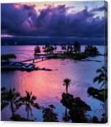 A Hilo View Canvas Print