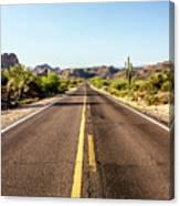 A Journey Through Arizona Canvas Print