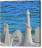 A Kingdom By The Sea Canvas Print