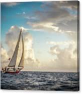 A Life At Sea Canvas Print