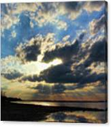 A Little Slice Of Heaven Canvas Print