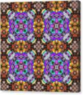 Arabesque 100 Canvas Print