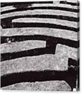 A Maze Canvas Print
