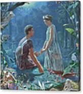 A Midsummer Canvas Print
