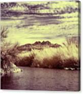 A Mystical River View Canvas Print