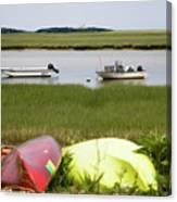 A Nauset Marsh View Canvas Print