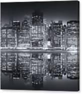 A New York City Night Canvas Print
