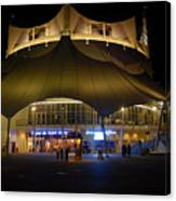 A Night At The Circus Canvas Print