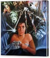 A Nightmare On Elm Street 1984 Canvas Print