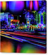 A Parallel Las Vegas Canvas Print