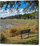A Peaceful Place Canvas Print