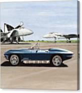 A Pilots Dream Canvas Print