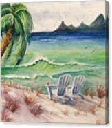 A Place For Dreamin' Canvas Print