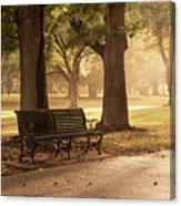 A Place To Rest Canvas Print